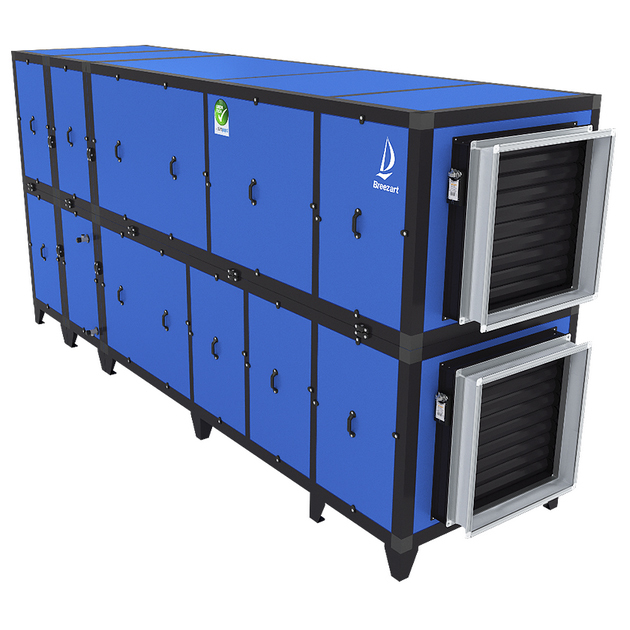 AIRGY 10000 Eco Pro (без смесительного узла) приточно-вытяжная установка