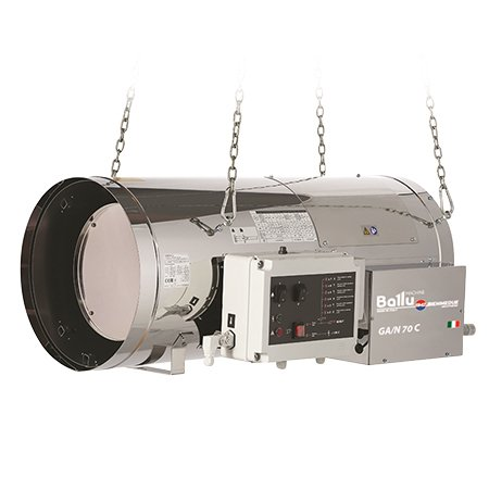 Ballu-Biemmedue GA/N 115 - C газовый теплогенератор