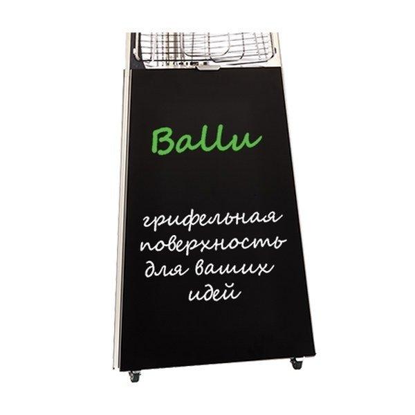 Ballu Грифельная поверхность на террасу обогреватель для частного дома