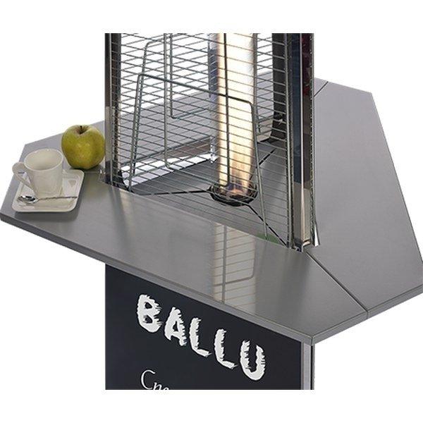Ballu Столик BOGH-T (полим. покрытие) для улицы безопасный инфракрасный обогреватель