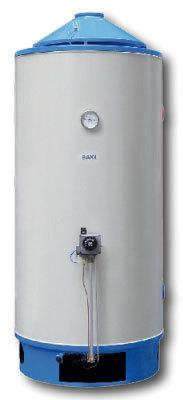 Baxi SAG-3 100 на газу водяной нагреватель