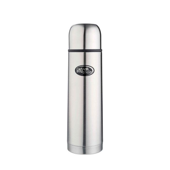 Biostal (1 литр) стальной термос