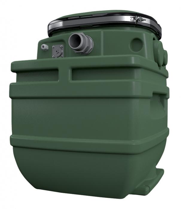 DAB FEKABOX  200 емкость для канализационной установки