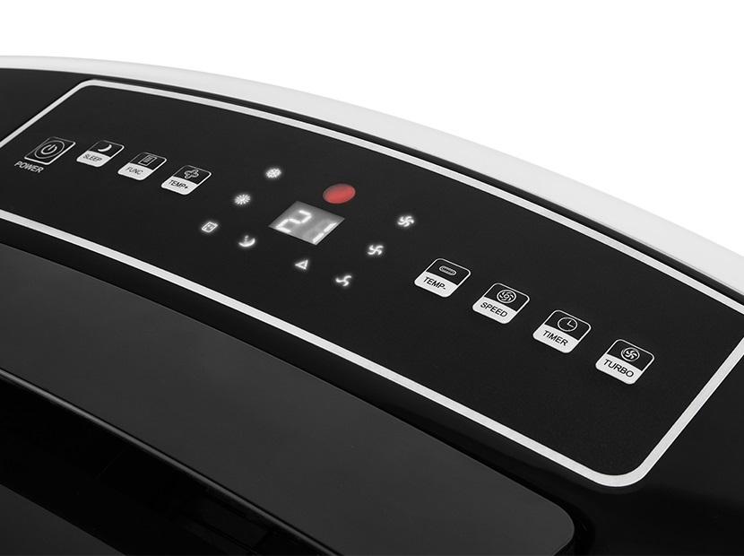 Electrolux EACM- 18 HP/N3 мобильный кондиционер мощностью 55 м<sup>2</sup> - 5.5 кВт