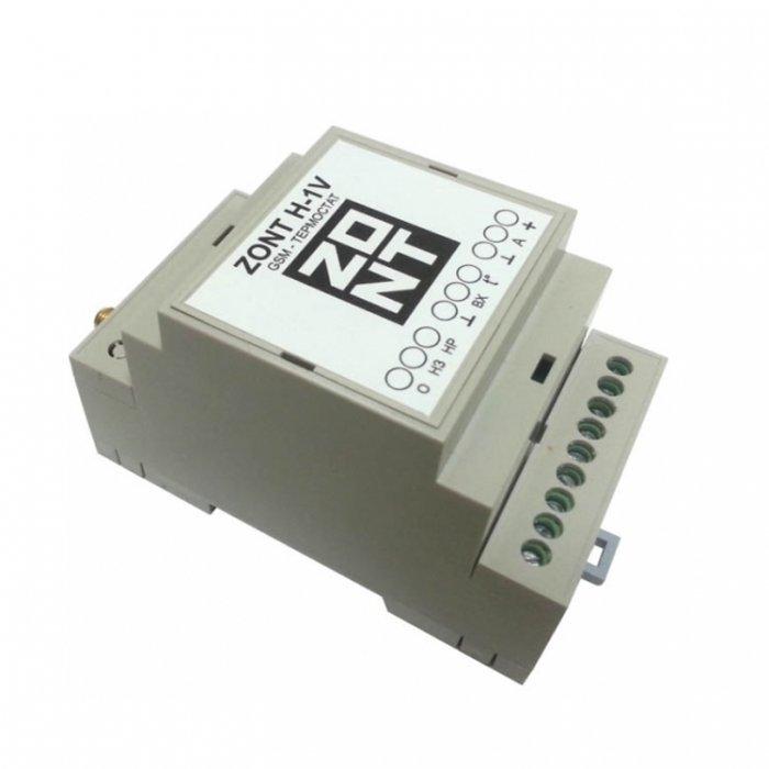Эван GSM-Climate ZONT-H1V DIN термостат