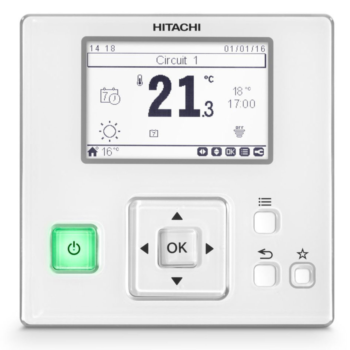 Hitachi PC-ARFHE контроллер агрегата