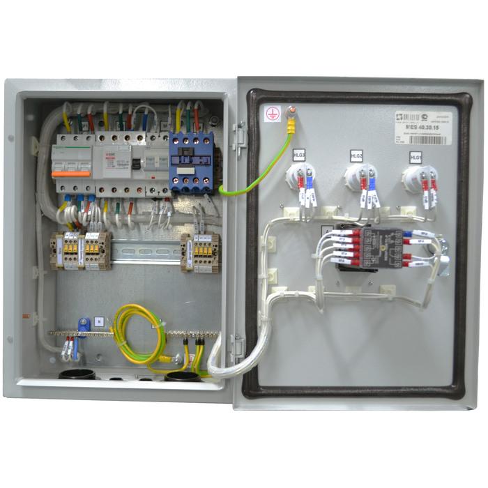 Катрин-К ШУН-150кВт шкаф управления нагревом