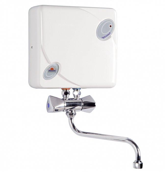 Kospel EPJ 3,5 Optimus для душа на даче безнапорный водонагреватель