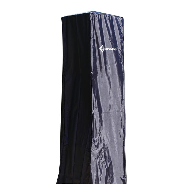 Kratki Чехол для UMBRELLA черный (белый логотип) чехол для газового обогревателя