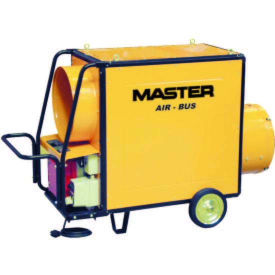 Master BV 310 FS дизельный теплогенератор