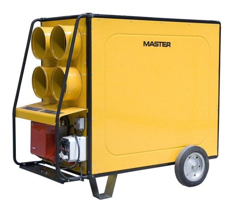 Master BV 470 FS дизельный теплогенератор