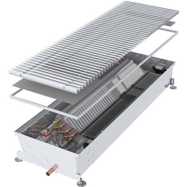 Minib COIL-HCM 1000 внутрипольный конвектор