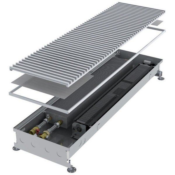 Minib COIL-KT110 1250 внутрипольный конвектор