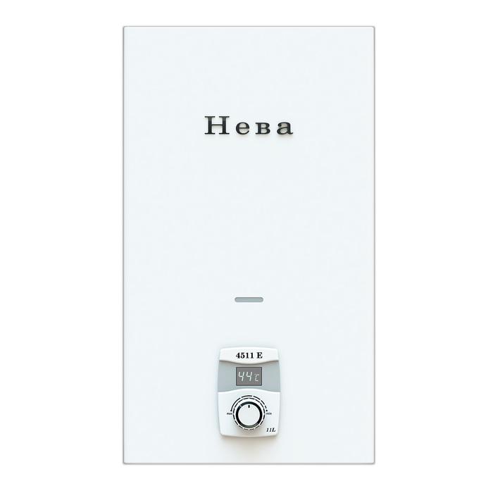 Neva 4511E (сж) газовый проточный водонагреватель