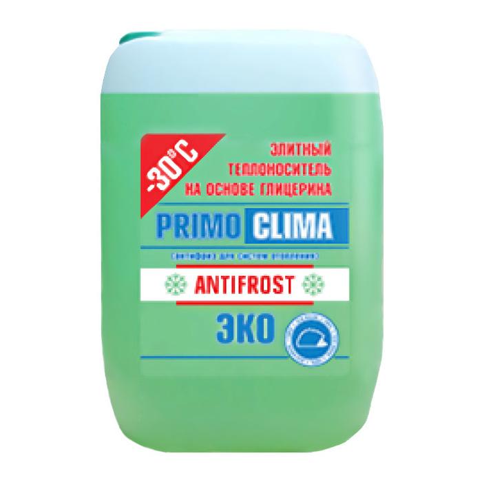 Primoclima Antifrost Теплоноситель (Глицерин) -30C ECO 50 кг бочка теплоноситель