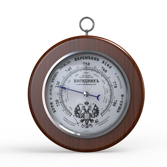 Rst 05337 атмосферный домашний барометр