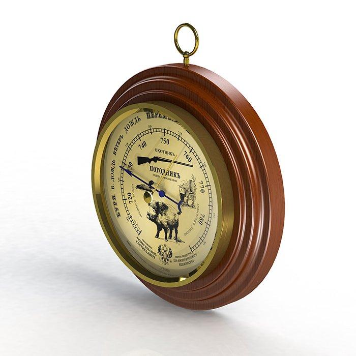 Rst 05358 настенный российский барометр