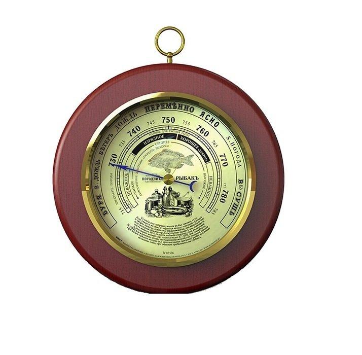 Rst 05536 настенный круглый барометр