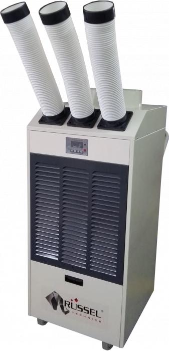 Russel RPAC-60H промышленный мобильный кондиционер