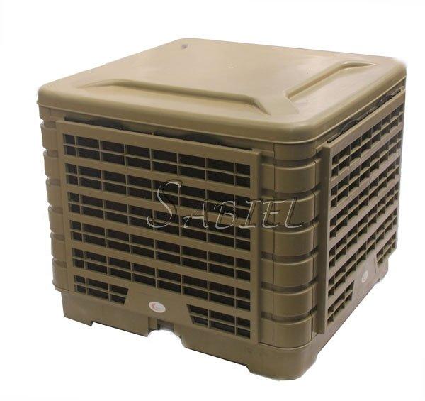 Sabiel D180AL стационарный охладитель-увлажнитель с нижней подачей, LED пультом, гигростатом