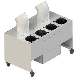 Сохра М25 промышленный увлажнитель воздуха