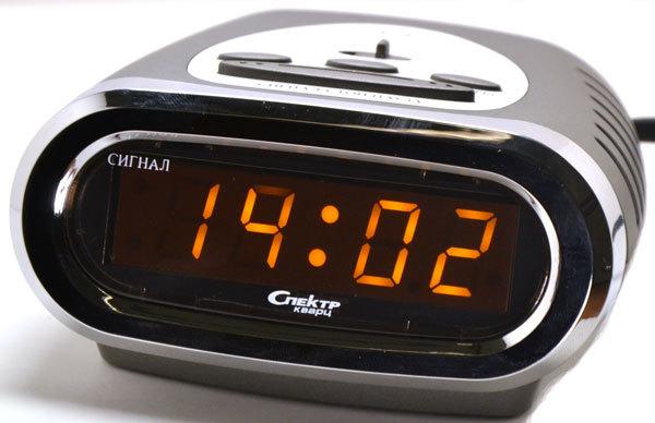 Спектр СК 0610-Т-О проекционные часы