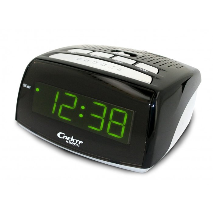 Спектр СК 0720 Ч-З электронные пластиковые часы