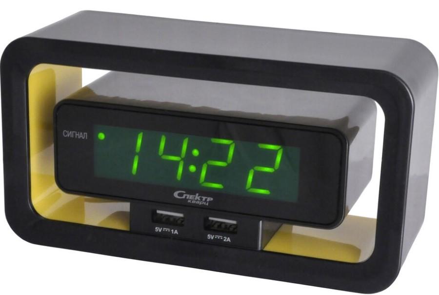 Спектр СК 0723-Ч-З проекционные часы