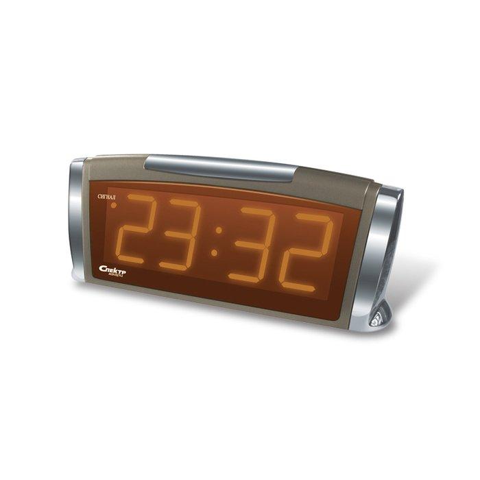 Спектр СК 1811 Т(Х)-О светящиеся настольные часы