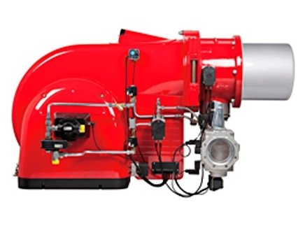 Weishaupt WM-GL50/2-A ZM-R-NR DN125 газовая горелка