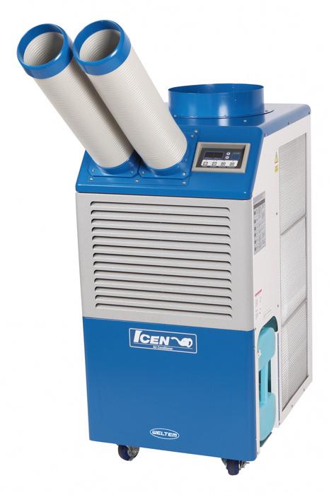 Weltem WPC-5000 промышленный мобильный кондиционер